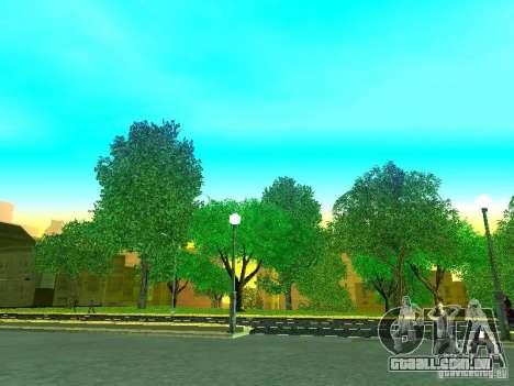 Novo Mod de cor para GTA San Andreas sétima tela