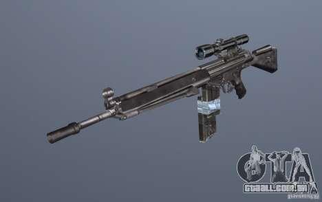 Grims weapon pack1 para GTA San Andreas segunda tela