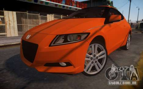 Honda Civic CR-Z para GTA 4