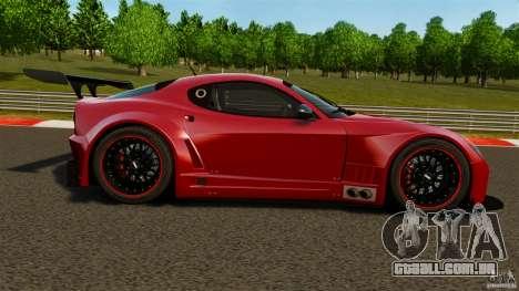 Alfa Romeo 8C Competizione Body Kit 2 para GTA 4 esquerda vista
