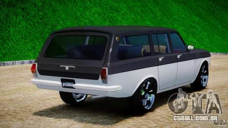 GAZ 24-12-1986-1994 Tuning para GTA 4 vista lateral