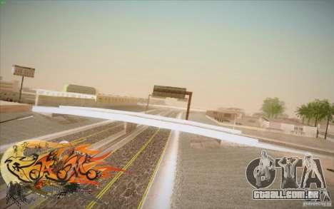 New Roads Las Venturas v1.0 para GTA San Andreas terceira tela