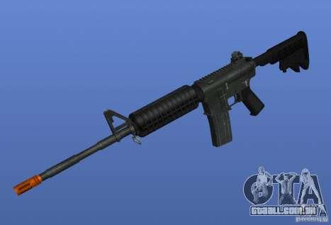 Weapon Textures para GTA 4 décimo tela