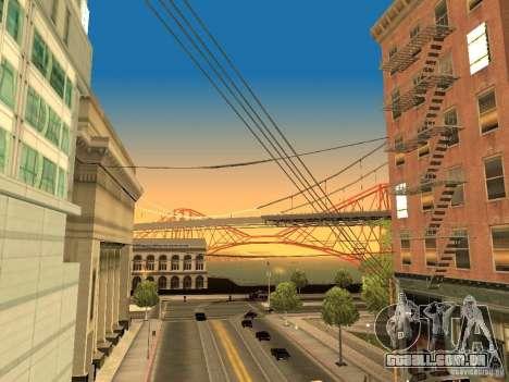 New Sky Vice City para GTA San Andreas sexta tela