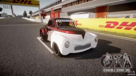 Willys Americar 1941 para GTA 4
