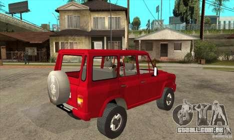 ARO 244 para GTA San Andreas