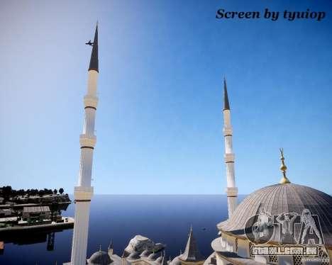 Chechen Mod v1.0 para GTA 4 sexto tela