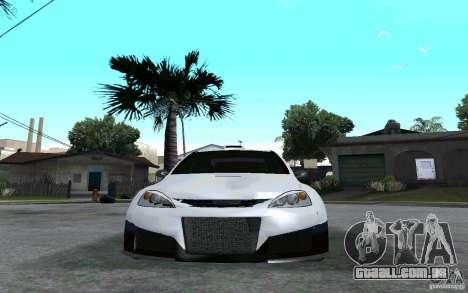 Opel Corsa Sport para GTA San Andreas vista direita
