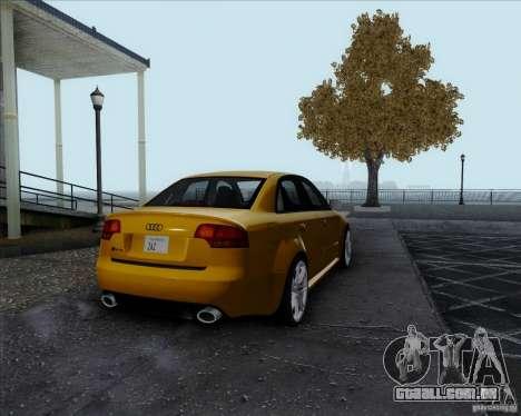 ENBSeries by slavheg v3 para GTA San Andreas por diante tela