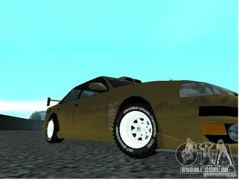 Deluxo Wheels Mod para GTA San Andreas décimo tela