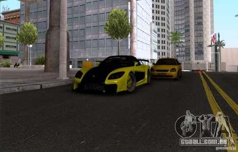 ENBSeries by HunterBoobs v2.0 para GTA San Andreas segunda tela