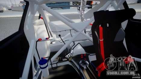 Porsche GT3 RSR 2008 SpeedHunters para GTA 4 interior