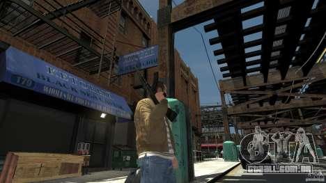Red Army Mod (Realistic Weapon Mod) para GTA 4 segundo screenshot