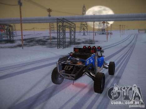 Ickler Jimco Buggy para GTA San Andreas interior