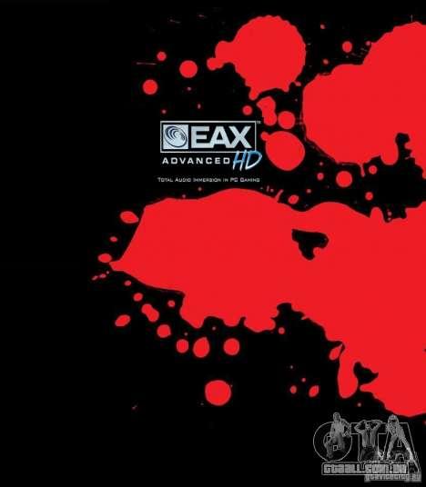 Imagens de inicialização no estilo de uma Mafia  para GTA San Andreas segunda tela