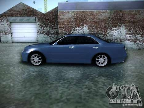 Nissan Gloria para GTA San Andreas vista direita