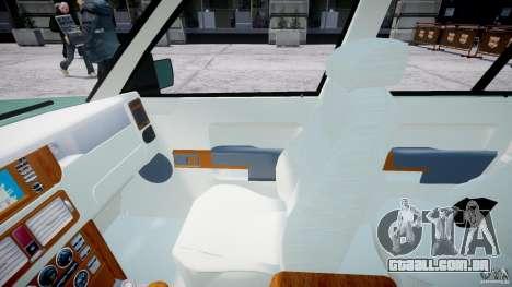 Range Rover Vogue para GTA 4 vista de volta