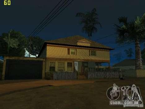 GTA SA IV Los Santos Re-Textured Ciy para GTA San Andreas oitavo tela