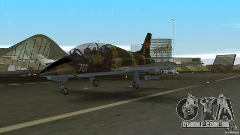 I.A.R. 99 Soim 701 para GTA Vice City deixou vista