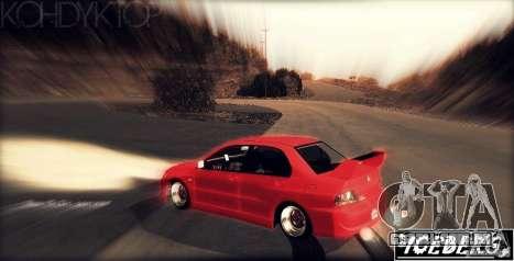 Ebisu West para GTA San Andreas segunda tela