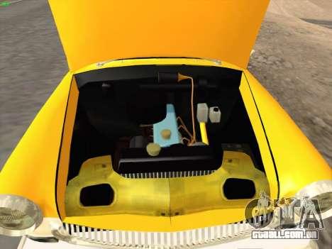 GÁS 22 para o motor de GTA San Andreas