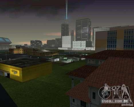 Volta para o futuro de Hill Valley para GTA Vice City nono tela
