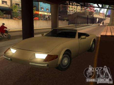 Feltzer de GTA Vice City para GTA San Andreas