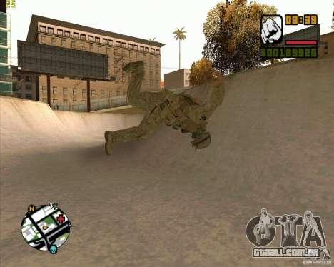 Parkour discipline beta 2 (full update by ACiD) para GTA San Andreas terceira tela