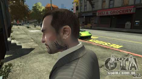 Johnny Klebitz para GTA 4 segundo screenshot