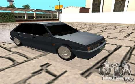 2109 VAZ, v. 2 para GTA San Andreas