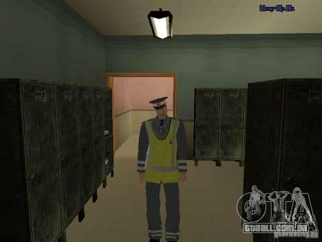 Inspector DPS para GTA San Andreas