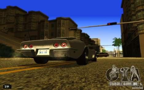ENBSeries HD para GTA San Andreas nono tela