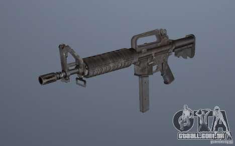 Grims weapon pack3 para GTA San Andreas décimo tela