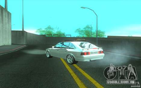 Carro do AZLK 2141 Tuning para GTA San Andreas esquerda vista