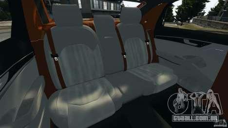 Audi A8 Limo v1.2 para GTA 4 vista lateral
