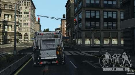 FAKES ENB Realistic 2012 para GTA 4 por diante tela