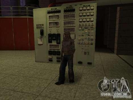 Controlador de STALKER para GTA San Andreas
