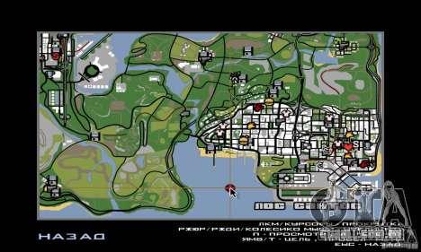 New Island para GTA San Andreas oitavo tela
