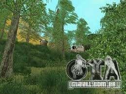 Project Oblivion 2010 For Low PC V2 para GTA San Andreas quinto tela