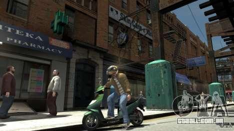 Energy Drink Helmets para GTA 4 terceira tela