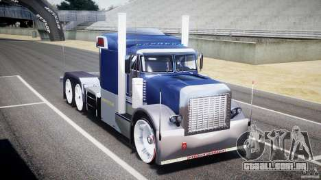 Peterbilt Truck Custom para GTA 4