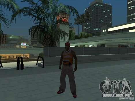 Skins Collection para GTA San Andreas sétima tela