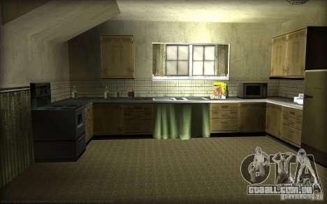 Novas texturas para Džonsonov em casa para GTA San Andreas
