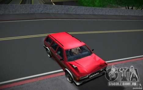 Luzes do HD para GTA San Andreas terceira tela
