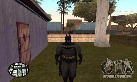 Dark Knight Skin Pack para GTA San Andreas