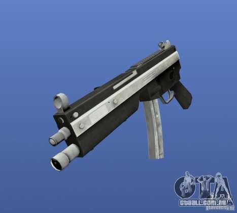 Mega Gun Pack (Chrom) para GTA 4 nono tela