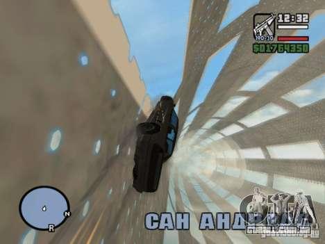 Krant race v2 para GTA San Andreas terceira tela