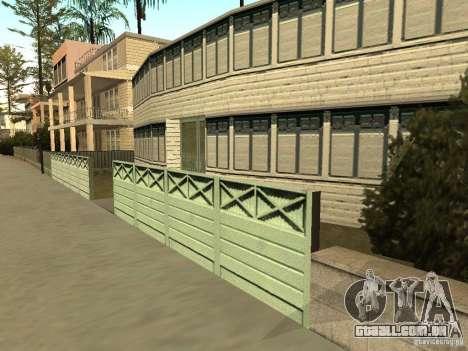 Casa na praia de Santa Maria 2.0 modificada para GTA San Andreas terceira tela