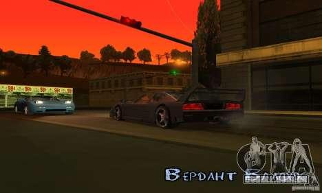 Sunshine ENB Series by Recaro para GTA San Andreas sétima tela