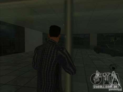 Buracos de balas para GTA San Andreas segunda tela